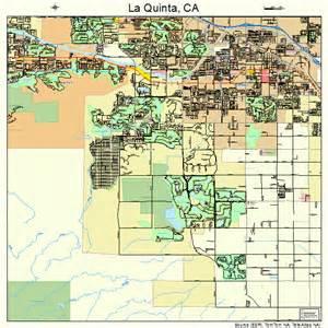 map of la quinta california la quinta california map 0640354