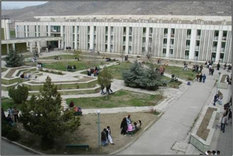 American Afghanistan Mba by Kabul Launches Mba Program Wadsam