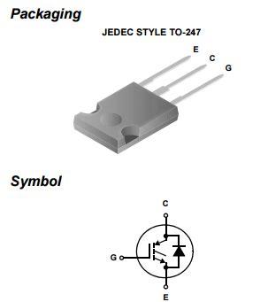 high voltage rf power transistor g30n60hs 0a 600v ufs series n channel igbt high power mosfet transistors rf power mosfet