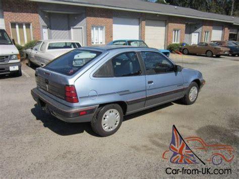 88 pontiac lemans aerocoupe 70k one owner miles 4 cyl auto a c vgc no rust for sale photos 1988 pontiac le mans aerocoupe