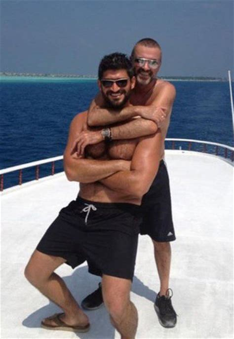 George Michael S Ex Fadi Fawaz To Be Kicked Out Of Star S | george michael s ex fadi fawaz posts heartfelt message to