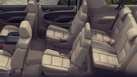 chevy suburban spy  interior diesel
