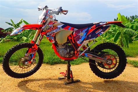 Modified Enduro Bikes by Enduro Madness Pattaya Thailand Enduro Tours And Dirt