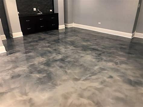 metallic epoxy floors with metallic epoxy floors free concrete floors concrete calgary ab with