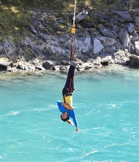ferry rusli my first bungee jump kawarau bridge travelon by wego