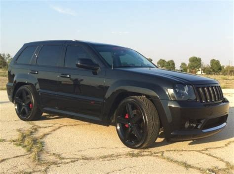 jeep srt 2010 2010 jeep grand cherokee srt 8 auto pinterest