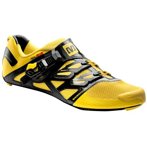 mavic bike shoes mavic zxellium ultimate shoes competitive cyclist