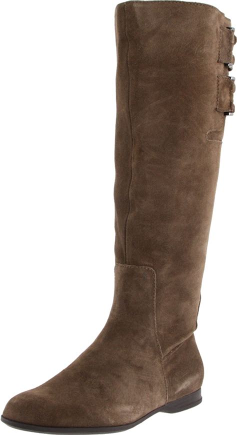 enzo boots enzo angiolini womens zapata boot in brown taupe