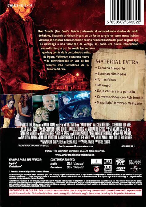 imagenes de halloween el origen halloween el origen car 225 tula dvd index dvd com