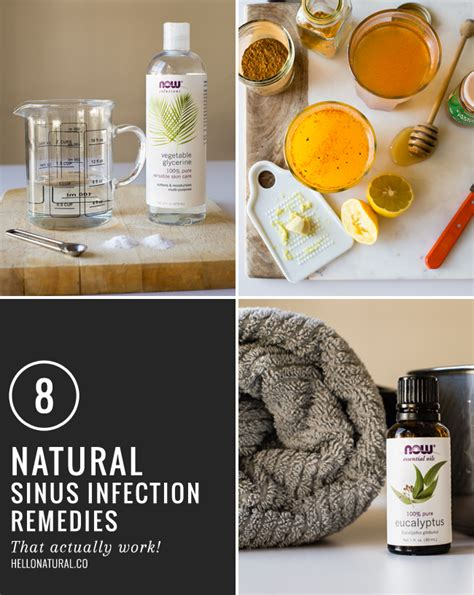 8 sinus infection remedies that actually work