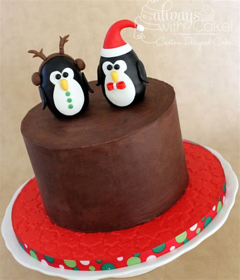 Penguin Top top penguin cakes cakecentral