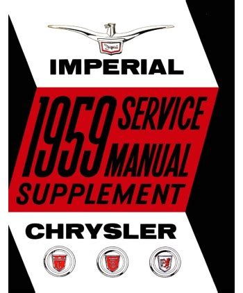 service manual 1993 chrysler imperial chassis manual free download parts manuals 1993