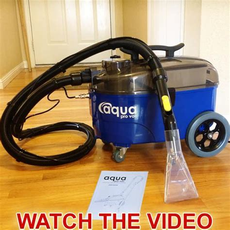 Vacuum Cleaner Pro Aqua aqua pro vac portable carpet cleaner spotter extractor