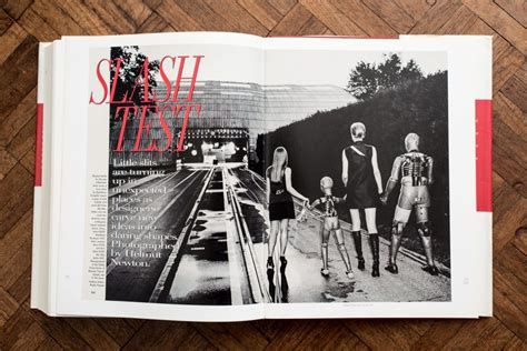 helmut newton pages from helmut newton pages from the glossies by anil mistry 35mmc