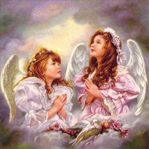 by sandra kuck angels ipad and iphone wallpapers
