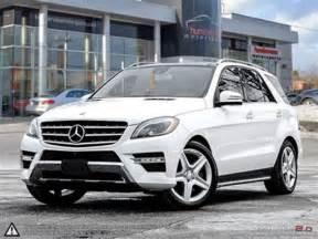 2014 Mercedes M Class Ml350 4matic 2014 Mercedes M Class Ml350 Bluetec 4matic