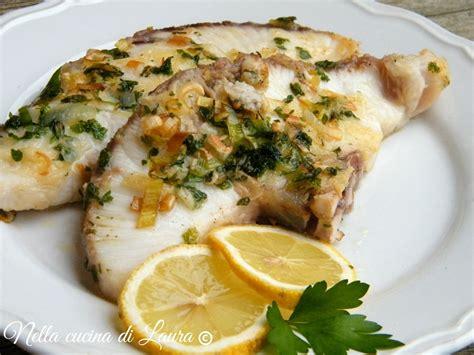 verdesca come cucinarla tranci di verdesca al limone fish dishes favorite
