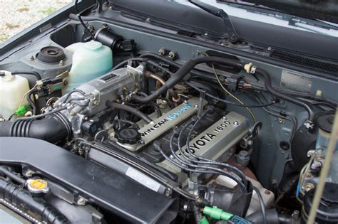 Toyota Corolla Ae86 Engine 4age Engine Bay Clean 4age Free Engine Image For User