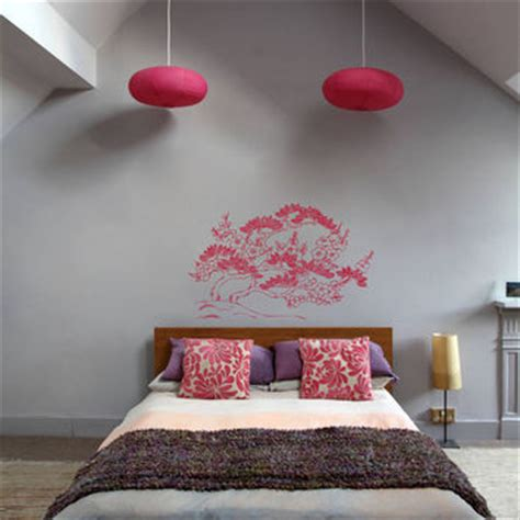 Japanese Wall Decor by Wall Designs Japanese Wall Wall Decal Sticker