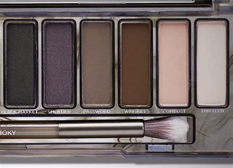 Murah Eyeshadow Decay Smoky Smokey Eye Eyeshadow decay smoky palette for summer 2015