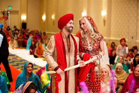 indian wedding traditions sikh multicultural wedding ceremonies in baltimore erin