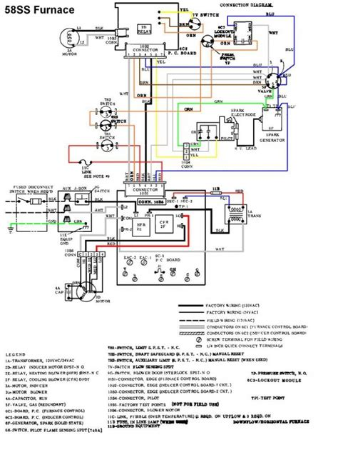 carrier furnace wiring diagram 30 wiring diagram images