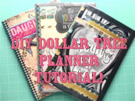 Calendar Dollar Tree Diy Planner Calendar Cover Tutorial My Dollar Tree