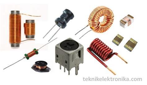 coil dan resistor welcome pengertian dan fungsi induktor beserta jenis jenisnya
