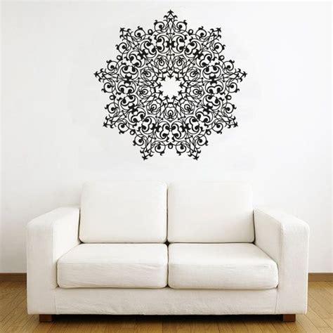 moroccan pattern wall decal wall decal vinyl sticker decals art decor design mandala