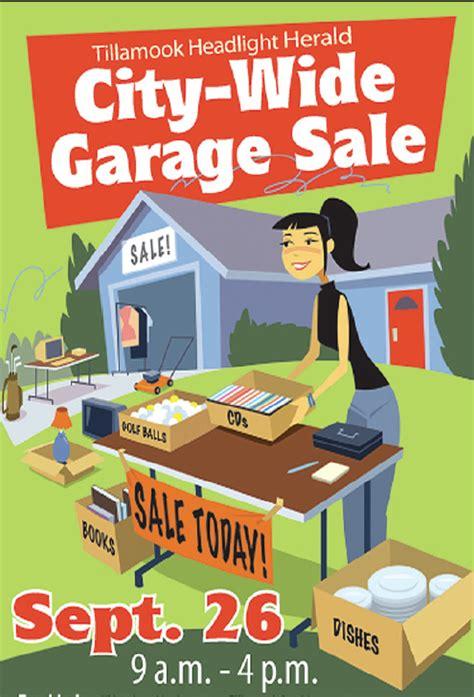 City Wide Garage Sale by Headlight Herald To Host City Wide Garage Sale Community