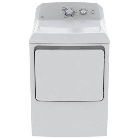 7 Best Dryers by Ge 7 2 Cu Ft Electric Dryer Gtd40ebmkww White