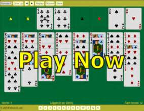 Freecell net play online competitive freecell solitaire