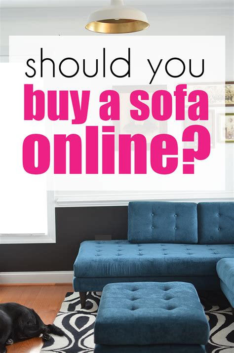 How To Buy A Sofa Online It Can Be Done