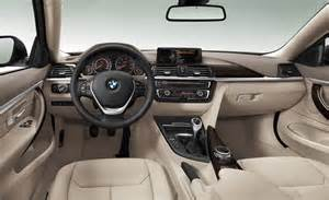 Bmw 4 Series Interior Car And Driver