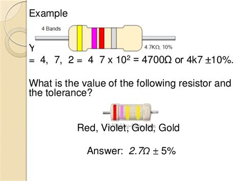 resistor color code yellow violet gold resistor color code yellow violet gold 28 images 4r7 4 7 ohm resistor colour code chip