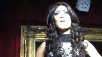 muslim drag queen british muslim drag queen asifa lahore banned from