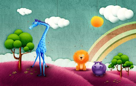 childrens wallpaper childrens wallpapers