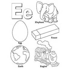 top 10 free printable letter e coloring pages