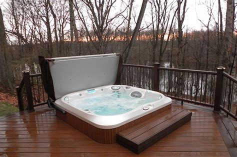outdoor hot tub 8 ways to place your original outdoor jacuzzi