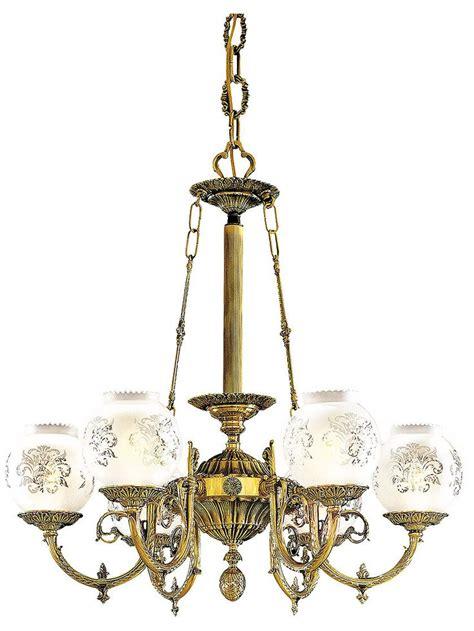 vintage lighting fixtures english victorian  light