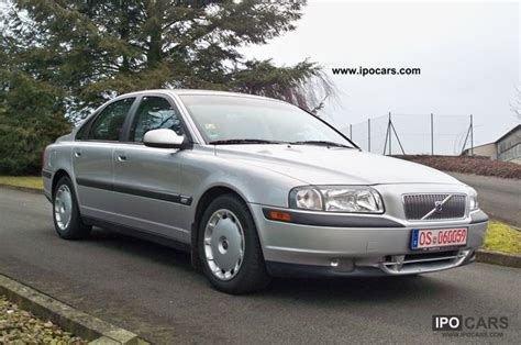 2001 volvo s80 specs 2001 volvo s80 2 0t business car photo and specs