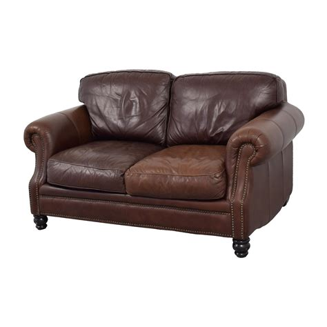 bloomingdales couches 67 off bloomingdale s bloomingdale s brown leather