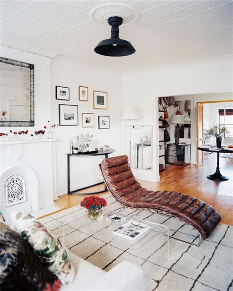 livingroom brooklyn eclectic trends combining living and working in a
