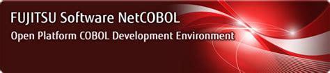 best cobol ide fujitsu software netcobol fujitsu global