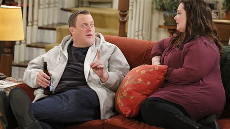 Molly And The by Mike And Molly Canceled Reporter
