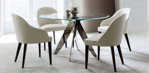 poltroncine per sala da pranzo arreda la sala da pranzo con le sedie judy e i tavoli ring