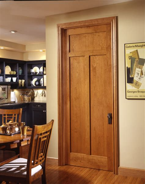 Houzz Interior Doors Arts Crafts Door Traditional Interior Doors By Trustile Doors