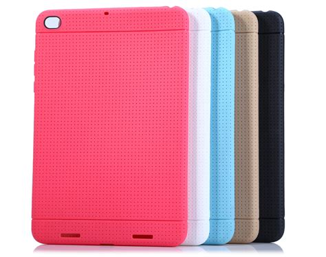 Flip Cover Speedup Pad 7 85 high quality tpu silicone protective back for xiaomi