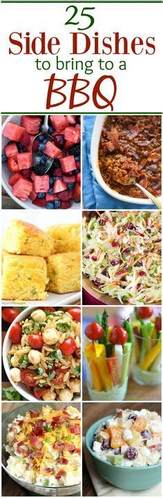 backyard bbq side dishes a glimpse inside