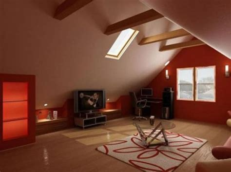 attic space 39 attic rooms cleverly making use of all available space